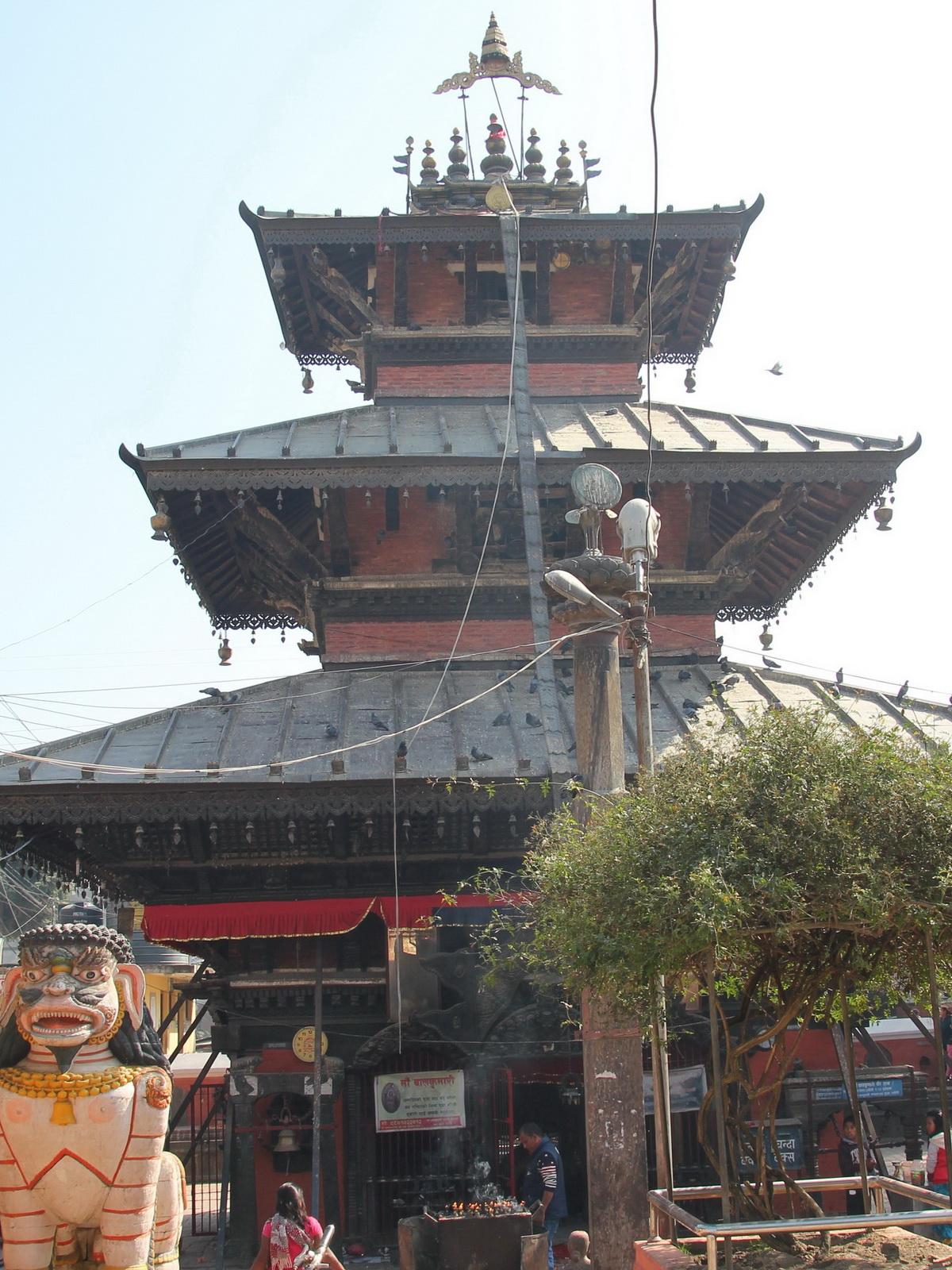 Balkumari Temple Nepal