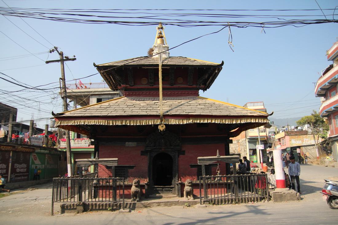 Bhimsen Temple Pokhara