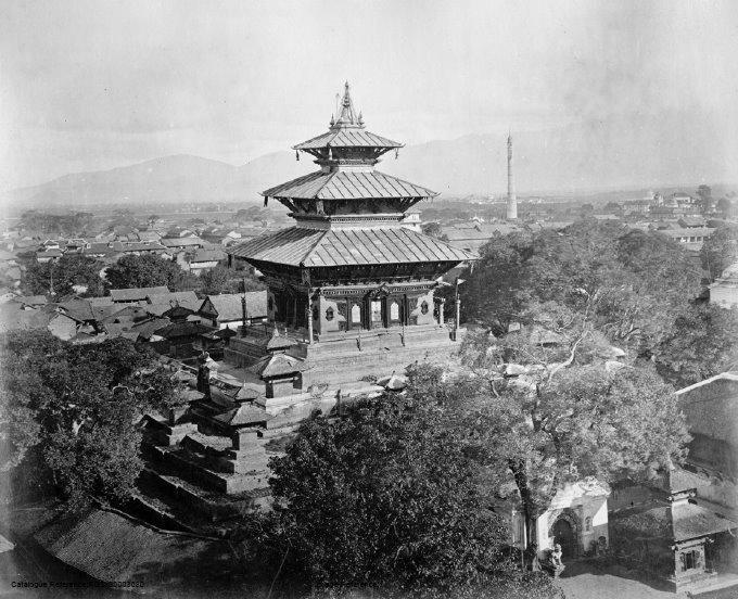 Old Kathmandu Durbar Square