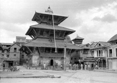 Patan Durbar Square 1976AD